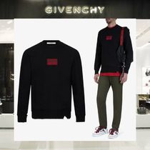 GIVENCHY Crew Neck Long Sleeves Knits & Sweaters