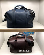 Coach Leather Boston Bags