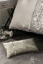Kylie Minogue at home With Jewels Decorative Pillows