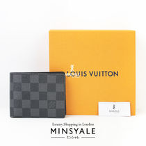 Louis Vuitton SLENDER ID WALLET [London department store new item]