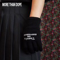 more than dope Gloves Gloves