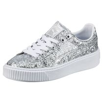 PUMA Collaboration PUMA FENTY by Rihanna Glitter Low-Top Sneakers