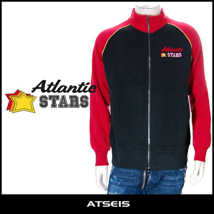 Star Street Style Track Jackets