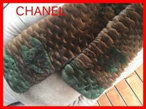 CHANEL Heavy Scarves & Shawls