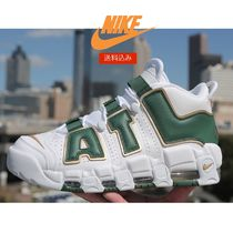 Nike AIR MORE UPTEMPO Street Style Collaboration Sneakers