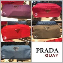PRADA Pouches & Cosmetic Bags