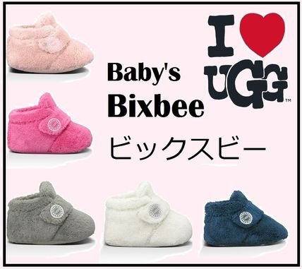UGG Australia BIXBEE Unisex Baby Girl Shoes