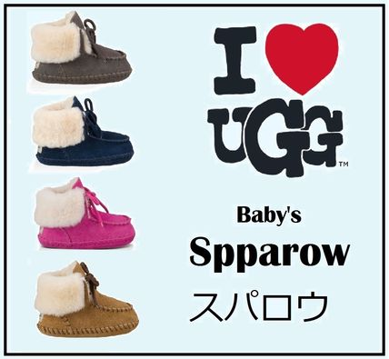 UGG Australia Baby Girl Shoes