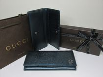 GUCCI GUCCI Long Wallets