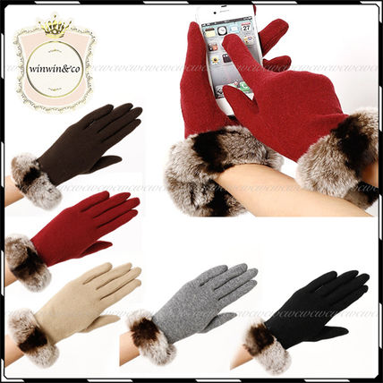 Womens Smartphone Use Gloves