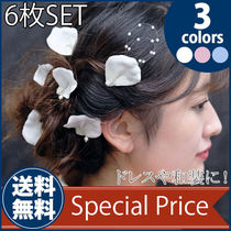 Flower Party Style Hair Accessories