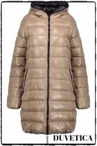 DUVETICA Casual Style Long Down Jackets