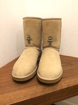 CHROME HEARTS CH CROSS Boots Boots