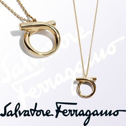 Chain Brass Elegant Style Necklaces & Pendants