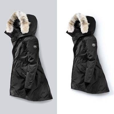 CANADA GOOSE Down Jackets Plain Medium Down Jackets 2