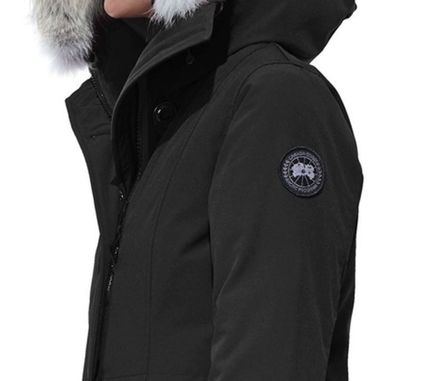 CANADA GOOSE Down Jackets Plain Medium Down Jackets 3
