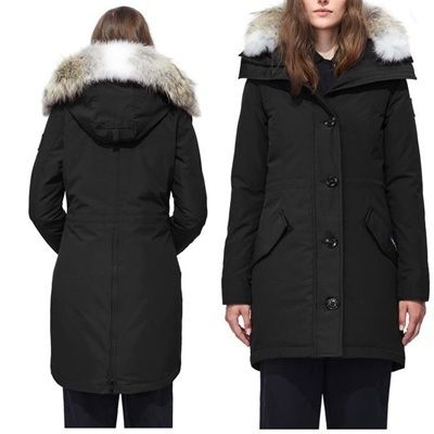 CANADA GOOSE Down Jackets Plain Medium Down Jackets 4