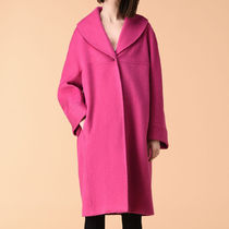 Jil Sander Plain Long Coats