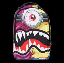 Sprayground Unisex Canvas Collaboration A4 Plain Other Animal Patterns
