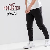 Hollister Co. Sweat Street Style Plain Joggers & Sweatpants