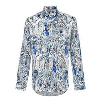 ETRO Long Sleeves Cotton Shirts
