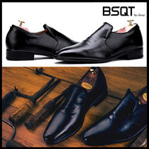 BSQT Casual Style Street Style Loafer & Moccasin Shoes