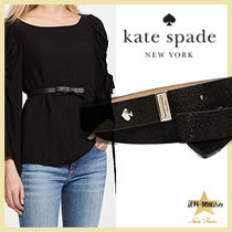 kate spade new york Casual Style Plain Belts