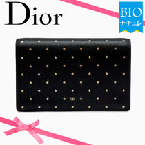 Christian Dior Star Chain Party Style Clutches