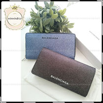 BALENCIAGA Unisex Long Wallets