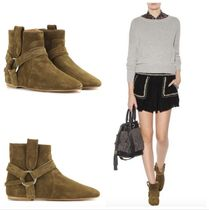 Isabel Marant Suede Boots Boots