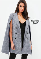 Missguided Other Check Patterns Jackets