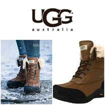 BLUE MOUNTAINS UGG BOOTS Plain Boots Boots
