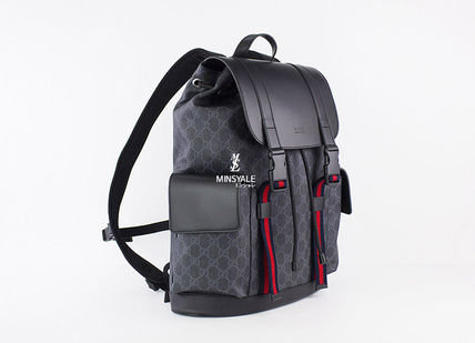 530ce5336a5 ... GUCCI Backpacks Soft GG Supreme backpack  London department store new  item  3 ...