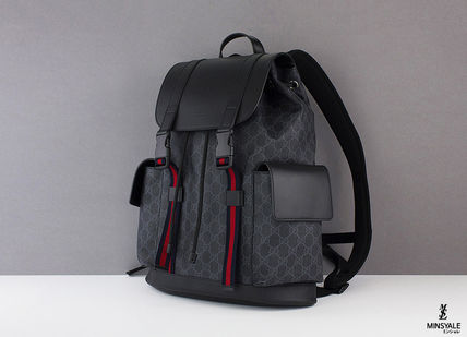 a83d5ccb419 GUCCI Backpacks Soft GG Supreme backpack  London department store new item   10 ...