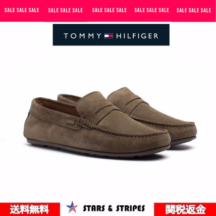 Tommy Hilfiger Loafers & Slip-ons Loafers Suede Loafers & Slip-ons