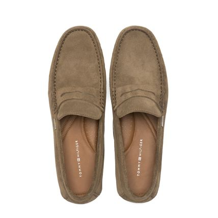 Tommy Hilfiger Loafers & Slip-ons Loafers Suede Loafers & Slip-ons 4