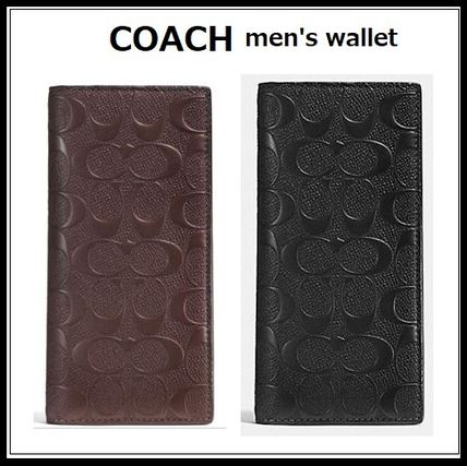 57c80e5e959b ... france coach long wallets monoglam leather long wallets 6df4b 34c5f