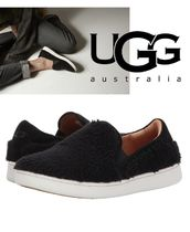 UGG Australia Street Style Plain Slip-On Shoes