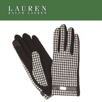 Ralph Lauren Zigzag Wool Gloves Gloves