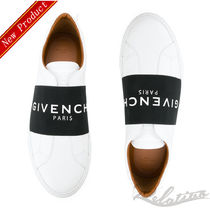 GIVENCHY Stripes Street Style Sneakers