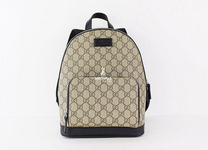 78997be21983 ... GUCCI Backpacks GG Supreme small backpack  London department store new  item  3 ...