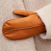 COS Casual Style Plain Gloves Gloves
