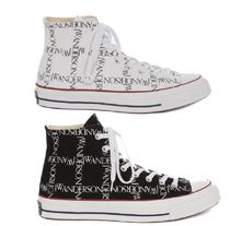 J W ANDERSON Collaboration Low-Top Sneakers