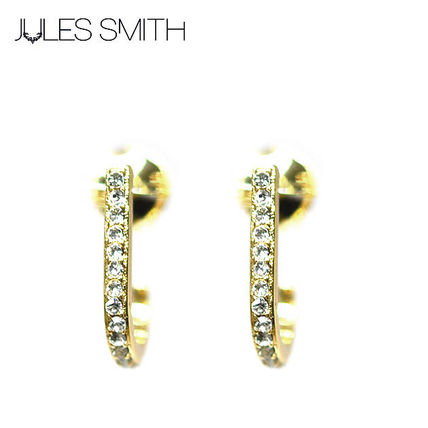 With Jewels 14K Gold Earrings & Piercings