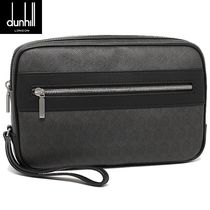 Dunhill Monogram Clutches