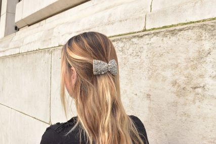 Casual Style Handmade With Jewels Hair Accessories
