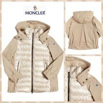 MONCLER Blended Fabrics Down Jackets