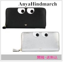 Anya Hindmarch Leather Long Wallets