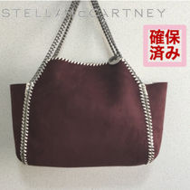 Stella McCartney FALABELLA Casual Style Chain Plain Totes