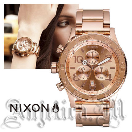 Casual Style Quartz Watches Stainless Analog Watches